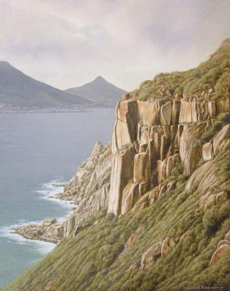 View from Chapmans Peak Drive