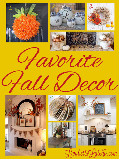 Check out these pieces of fall decor inspiration! https://www.lambertslately.com/2013/09/favorites-of-fall-decor.html