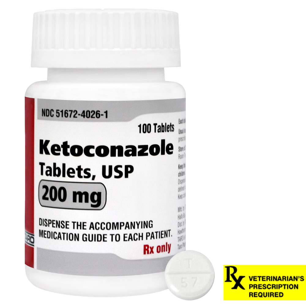 Cream Dosage Ketoconazole