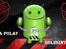 cara mengatasi pola android yang terblokir