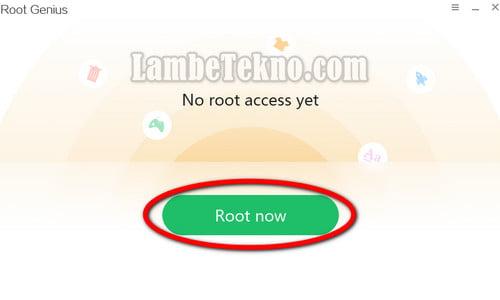 Cara Root Android Dengan Root Genius
