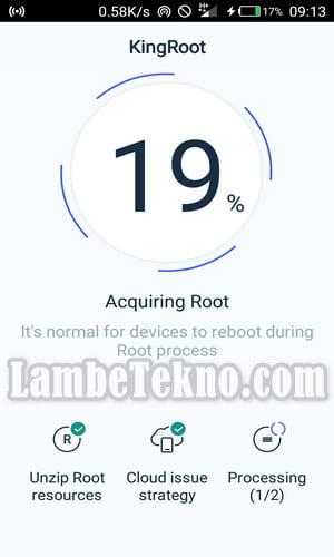 Tutorial Root Dengan KingRoot