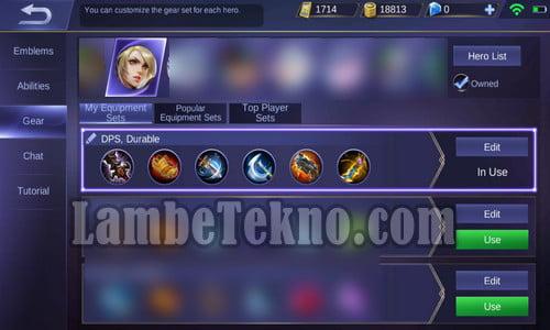 setting control mobile legends