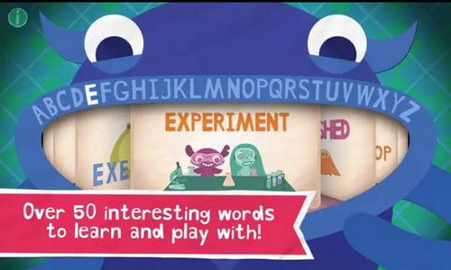 Endless Alphabet game edukasi anak all in 1