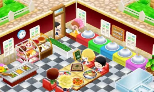 Game COOKING MAMA Let's Cook!
