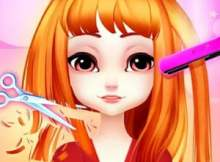 Magical Hair Salon Girl Makeover Game Salon Perempuan