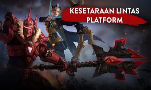 Game Vainglory 5v5 Online Android