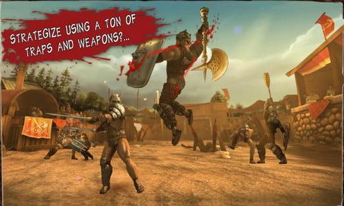 Game I, Gladiator Grafik HD