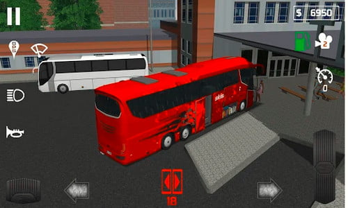 Public Transport Simulator coach