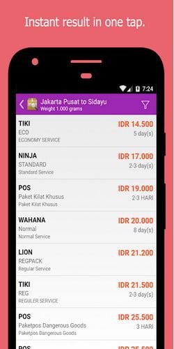 Aplikasi Cek Ongkir Yang Paling Akurat