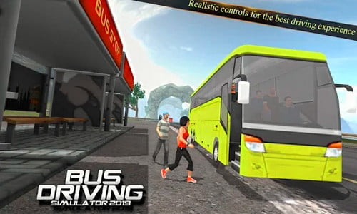 bus simulator 2019