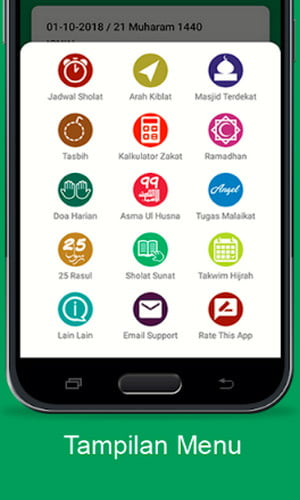 aplikasi pengingat adzan terbaik android