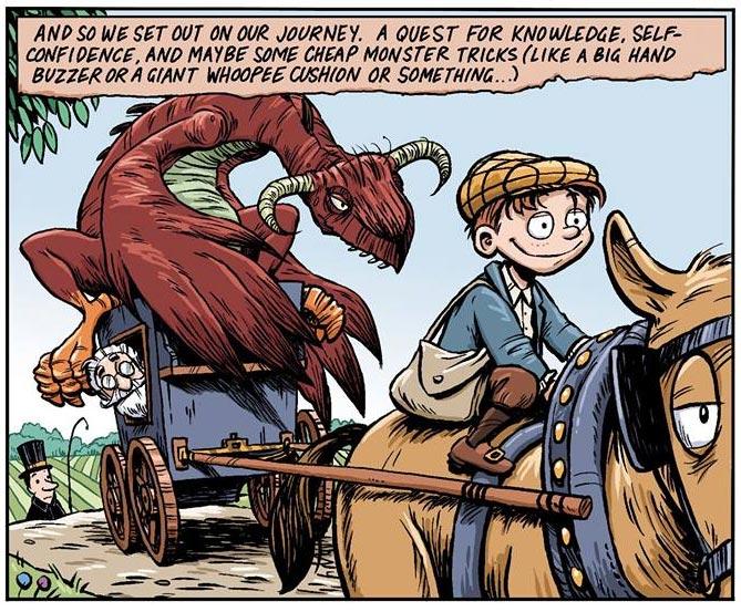 Rob Harrell Lambiek Comiclopedia