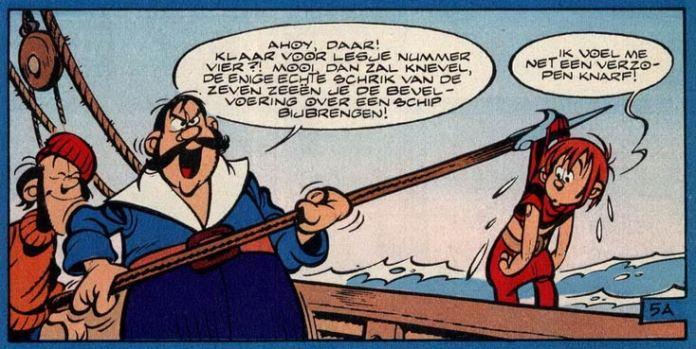 Brammetje Bram, by Eddy Ryssack (1974)