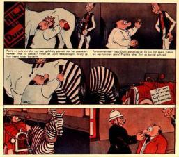 comic art by Frits van den Berghe