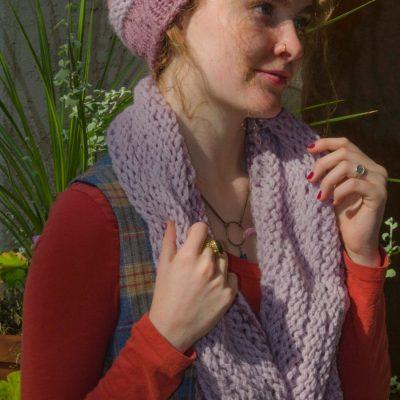 Beginner Knitting: Jan 26