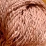 100% Hand-Dyed Organic Cotton - Colorado Wheat