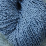 100% Hand-Dyed Organic Cotton - Dapple Grey