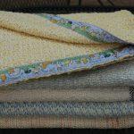 Handwoven Organic Cotton Baby Blankets