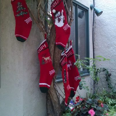 Christmas in July — Time to start your Christmas Stockings