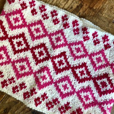 Stranded Colorwork Accessories Workshop: Apr. 6th, 20th