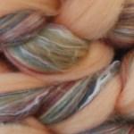 """Merino/Silk Fiber - Rose """"Versilla"""""""