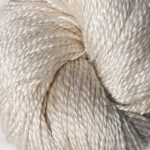 Hand-dyed 100% Silk  - Silver Birch Aspen