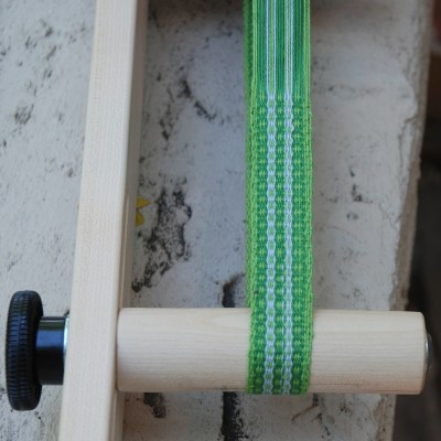 Inkle Weaving Workshop: Apr. 3rd, 10th