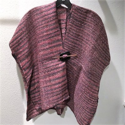 Woven Wearables Workshop (weaving & finishing simple garments) – Jan. 18, Feb. 1, Feb. 15, Mar. 1