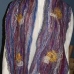 Felted Scarf Kit