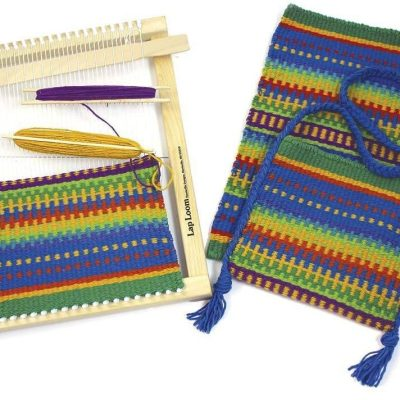 Kids' Lap Loom Weaving: July 27th