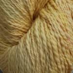 100% Hand-Dyed Organic Cotton - Aspen Gold