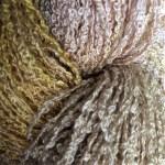 Hand-dyed 100% Silk Bouclé - Desert Agave