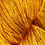 Hand-dyed Rainbow Prism - Golden Coreopsis