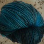 Superwash Sock Yarn - Cloudy Night