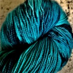 Superwash Sock Yarn - Morning Rain