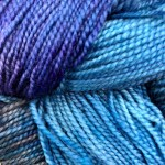 Superwash Sock Yarn - Columbine