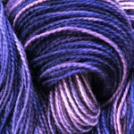 Superwash Sock Yarn - Mountain Twilight