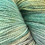 Superwash Sock Yarn - Willow Frost