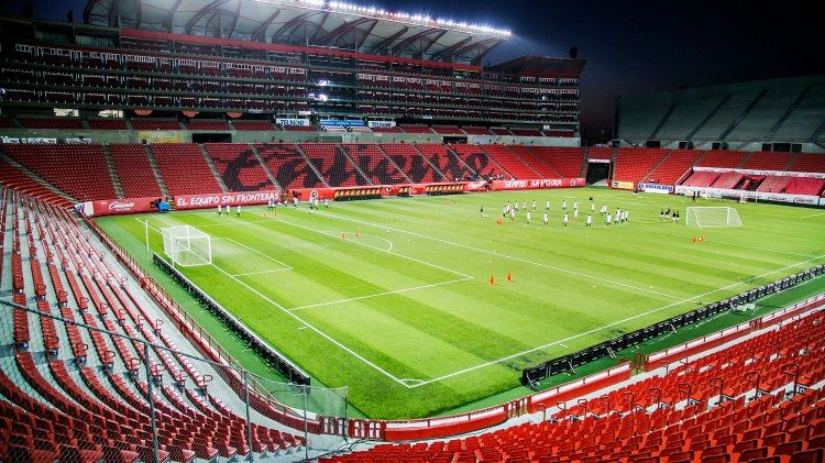 Estadio Caliente de Xolos de Tijuana