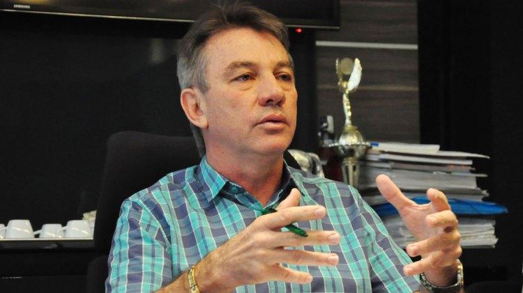 Antonio Denarium, candidato a gobernador de Roraima