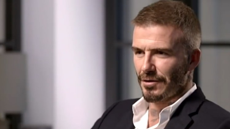 """David Beckham aseguró que su matrimonio con Victoria es un """"trabajo duro"""""""