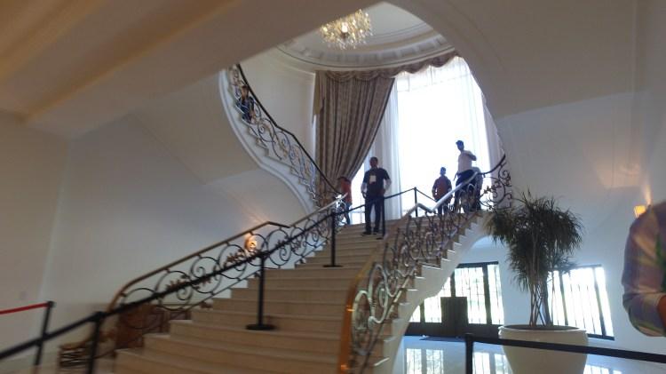 La casa de Miguel Alemán fue donde habitó Enrique Peña Nieto y su familia Foto: Juan Vicente Manrique