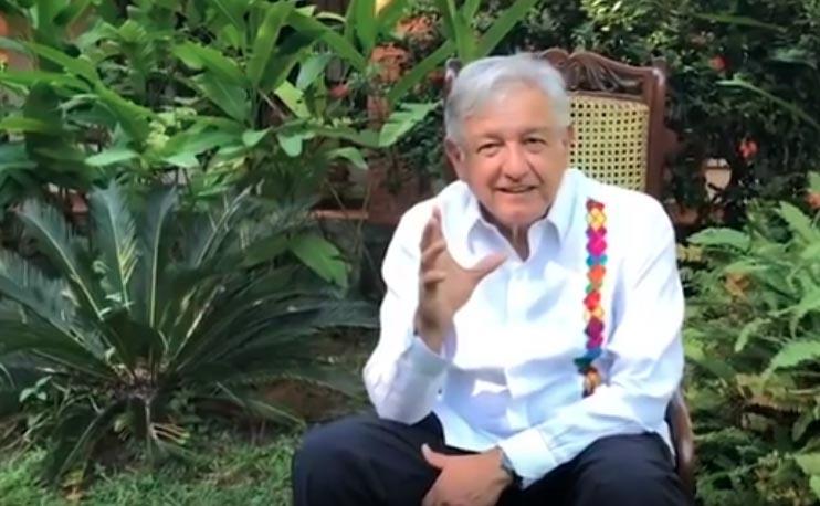 Desde su finca en el municipio de Palenque, en Chiapas mandó un mensaje por medio de sus redes sociales (Foto: Especial)