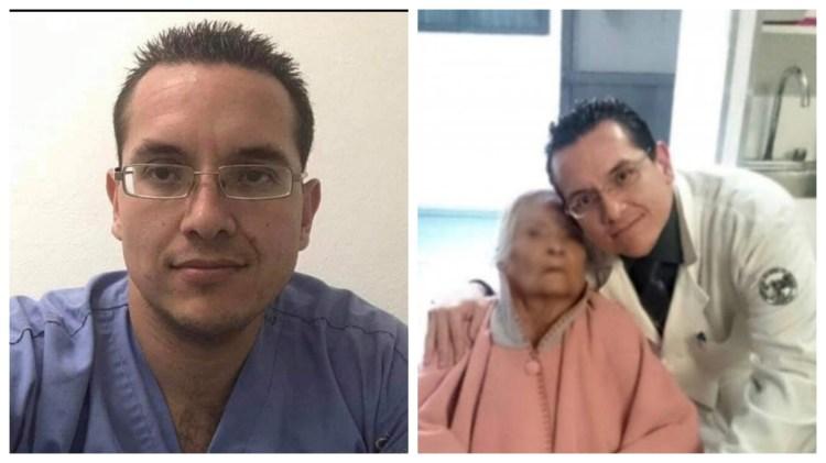 El joven fue asesinado al salir de una cirugía de una persona a la que le salvó la vida (Foto: Especial Redes)