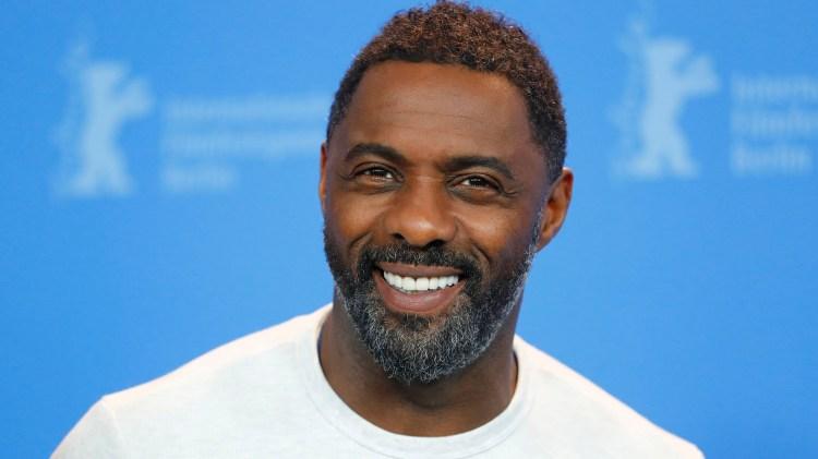 Idris Elba es el favorito para encarnar al próximo James Bond(REUTERS/Hannibal Hanschke)