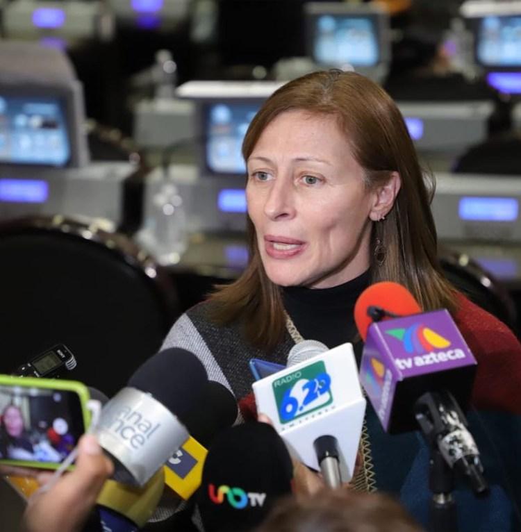 La diputada Tatiana Clouthier se ha convertido en crítica de algunas acciones del gobierno (Foto: Instagram Tatiana Clouthier)