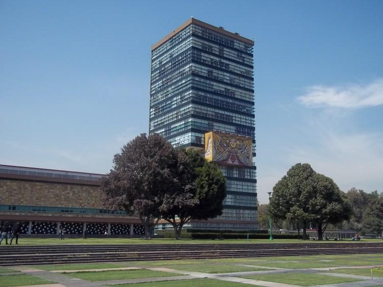La UNAM fue la primera en expresar su inconformidad por el recorte de su presupuesto (Foto: Wikipedia)