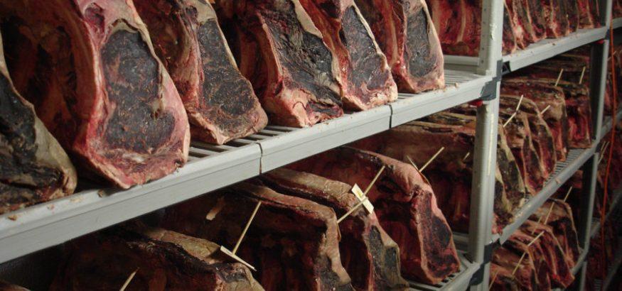 maduración de la carne