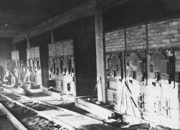 Crematorio 2 - Auschwitz 2